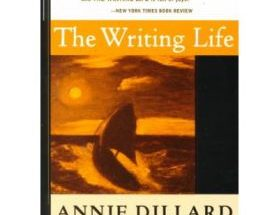 the writing life book cover