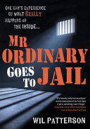 Book Cover: the inside of a jail