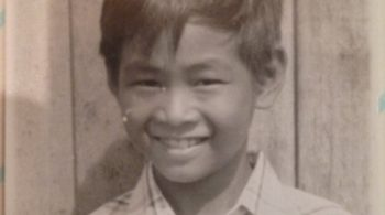 young Vietnamese boy